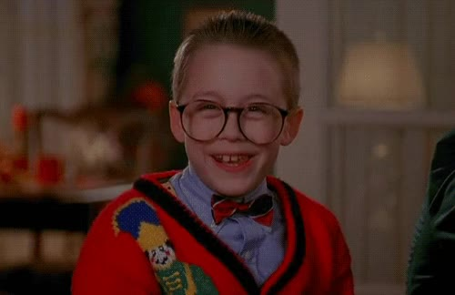 Watch Home Alone GIF on Gfycat. Discover more related GIFs on Gfycat