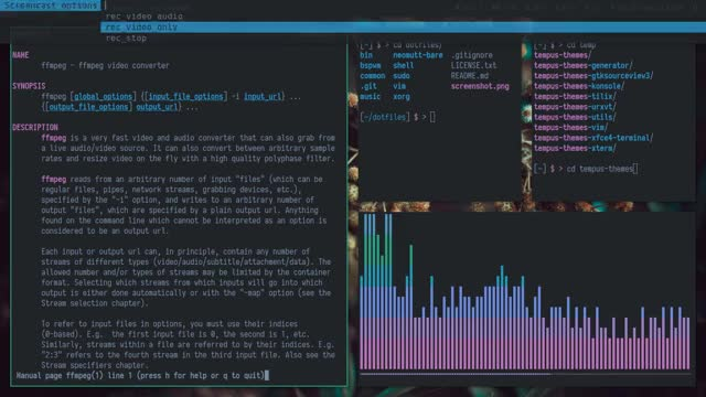 Watch and share Dotfiles GIFs and Bspwm GIFs by protesilaos on Gfycat