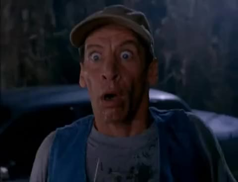 Watch and share Ernest GIFs and Scared GIFs on Gfycat