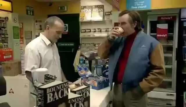 Watch and share Alan Partridge - Lovely Stuff GIFs on Gfycat