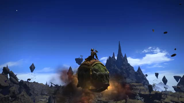 Watch and share FINAL FANTASY XIV 2019-07-14 12-09-41 GIFs on Gfycat