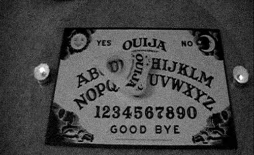Watch and share Gif Goodbye Horror Grunge Ouija Board Creey GIFs on Gfycat