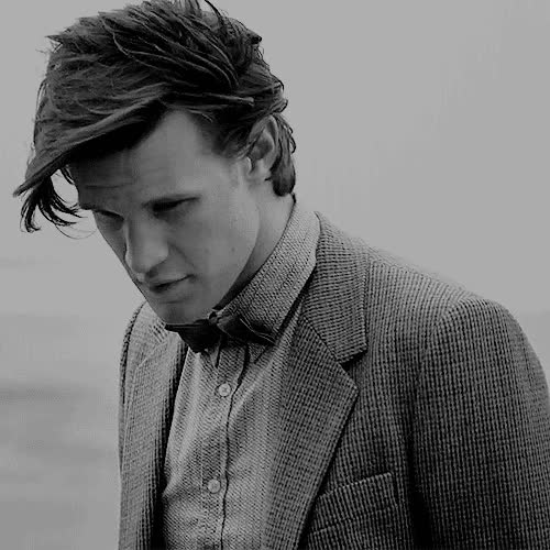 Watch and share Eleventh Doctor GIFs on Gfycat