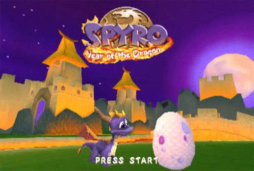 Watch video games playstation spyro spyro the dragon GIF on Gfycat. Discover more related GIFs on Gfycat