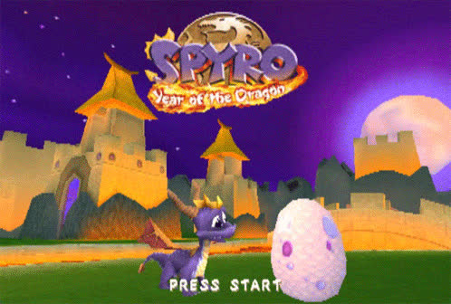 video games playstation spyro spyro the dragon GIFs