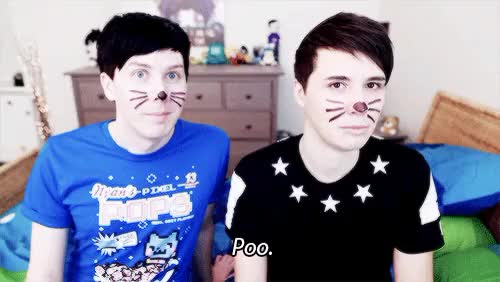 Watch and share Amazingphil GIFs and Pinof 6 GIFs on Gfycat