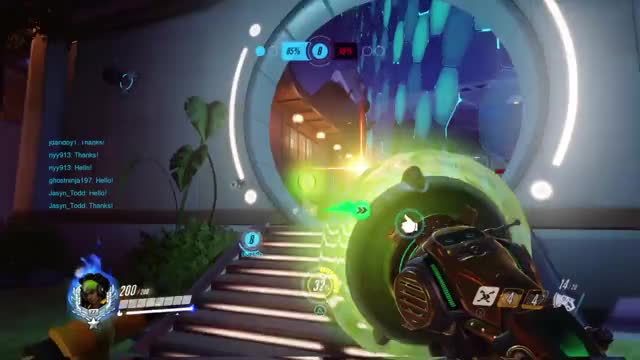 Watch Lucio. GIF by @cromulence on Gfycat. Discover more PS4share, Gaming, Julian S, Overwatch: Origins Edition, PlayStation 4, Sony Interactive Entertainment, nyy913 GIFs on Gfycat