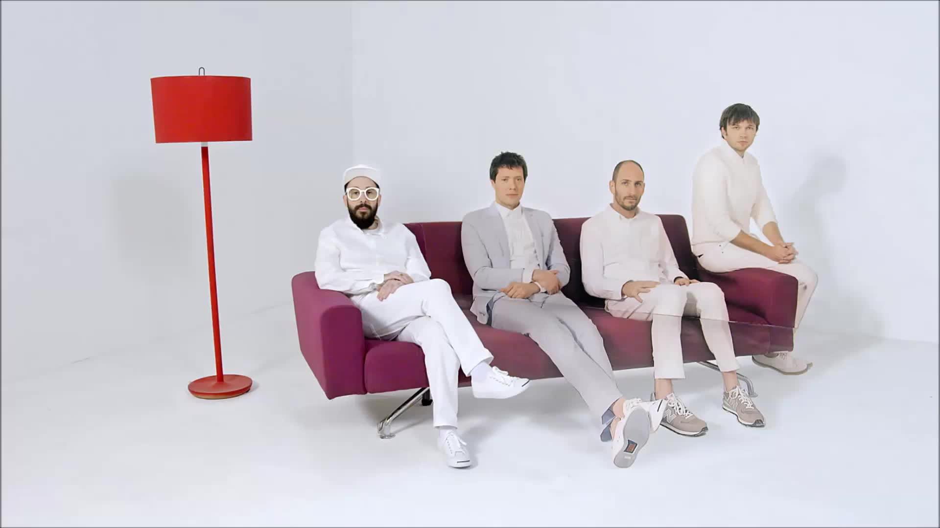 macaline, music, ok go, okgo, red star macalline, star, Red Star Macalline - OK Go GIFs