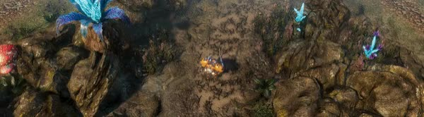 Watch and share The Riftbreaker - Plants Of Galatea 37 - Cropped GIFs by EXOR Studios on Gfycat