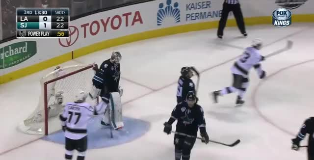 Watch Doughty celly GIF by @ericburger on Gfycat. Discover more hockey GIFs on Gfycat