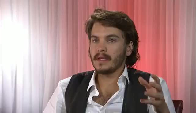 Watch and share Emile Hirsch GIFs on Gfycat