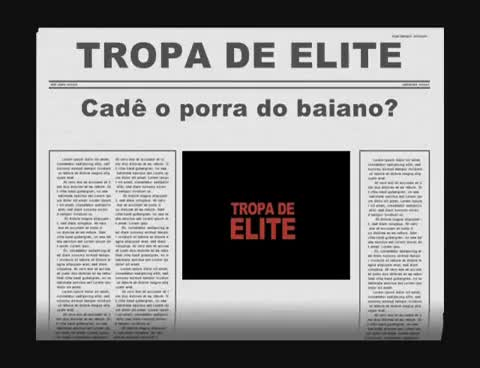 Watch and share Tropa De Elite - Cadê O Divo Léo? GIFs on Gfycat
