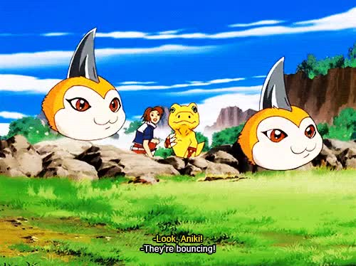Watch and share Digimon Savers GIFs and Agumon Savers GIFs on Gfycat