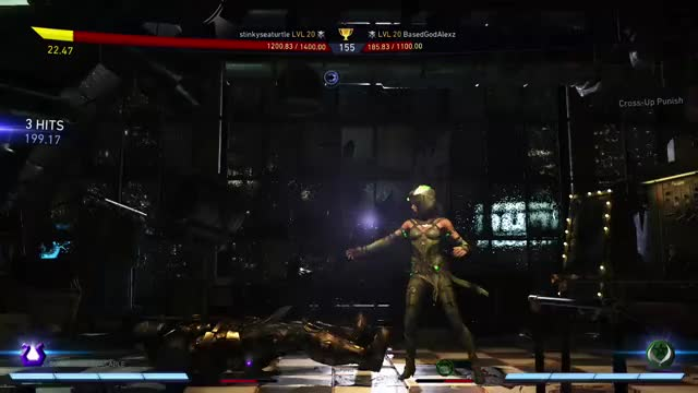 Watch and share Injustice2 GIFs and Gamer Dvr GIFs by Gamer DVR on Gfycat