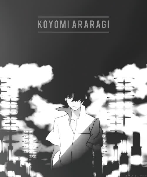 koyomi araragi GIFs