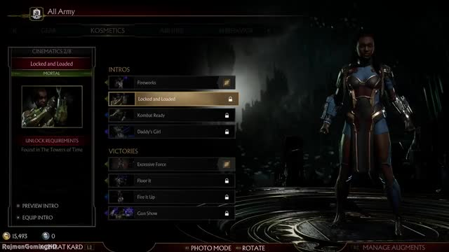 Watch and share MK11 - Batteries GIFs by 76sup on Gfycat