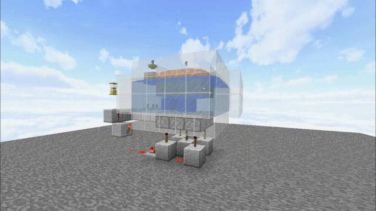 botania, livingrock, minecraft, Automated Livingrock Generator GIFs