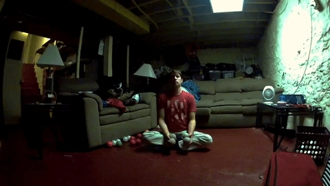 juggling, a couple sloppy rounds (reddit) GIFs