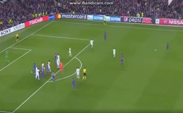 Watch and share Sergi Roberto Goal Vs PSG 6:1 GIFs on Gfycat