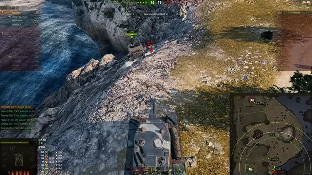 Watch World of Tanks 2018.06.18 - 14.59.53.01 GIF on Gfycat. Discover more worldoftanks GIFs on Gfycat