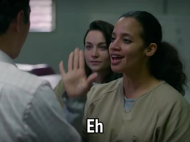 Watch and share Oitnb GIFs by MikeyMo on Gfycat