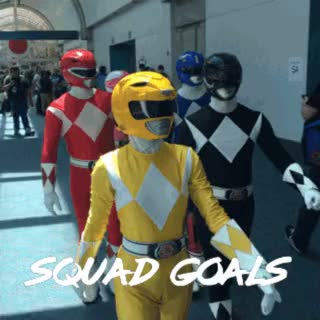 Watch and share Squad Goals GIFs on Gfycat
