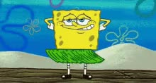 Watch and share Spongebob Excited GIFs on Gfycat