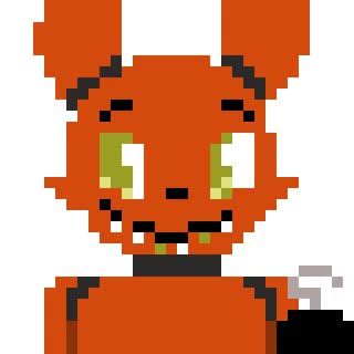 Watch and share CLICK ME I MOVE (foxy Pixel Gif) By Ask-TiffRooOttyPolly GIFs on Gfycat