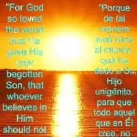 Watch and share John 3:16 - Juan 3:16 GIFs on Gfycat