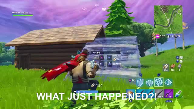 Watch and share Mmm Mr Creamy GIFs and Fortnite GIFs by Gamer DVR on Gfycat