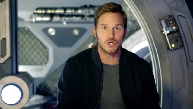 Watch and share Chris Pratt GIFs by Vera Yuan on Gfycat