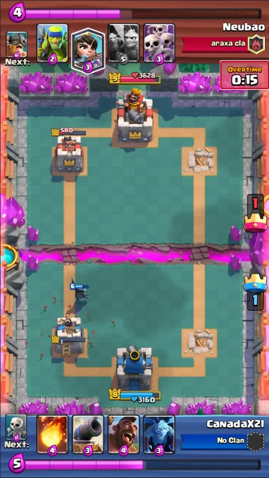Watch and share Clash Royale GIFs and Clashroyale GIFs by canadax21 on Gfycat