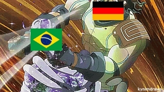 worldcup bra ger ger GIFs