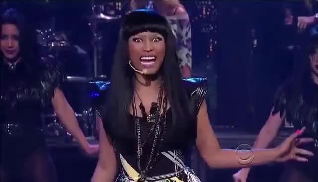 Nicki Minaj Booo