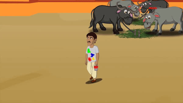The Gift Of Honesty Cartoon In English For Kids Moral Stories Maha Cartoon  TV English XD