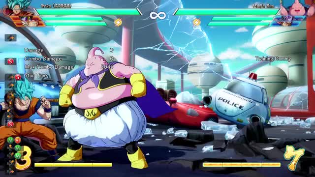 Watch and share DRAGON BALL FighterZ 20180131035719 GIFs by datniggaovader on Gfycat
