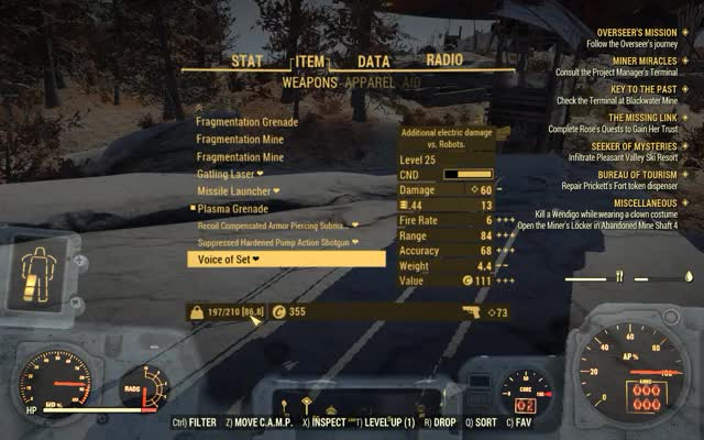 Watch and share Fallout76 GIFs by Mario on Gfycat