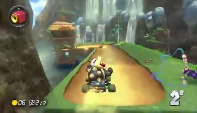 Watch mk8 GIF on Gfycat. Discover more lag GIFs on Gfycat