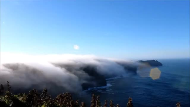 Watch and share Cliffs Of Moher GIFs and Weathergifs GIFs on Gfycat
