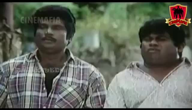 Watch and share Goundamani Troll Over Sivakarthikeyan GIFs on Gfycat