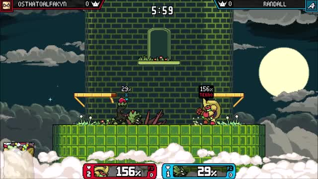 Watch and share Rivals Of Aether GIFs and Sylvanos GIFs by OsthatoAlfakyn on Gfycat
