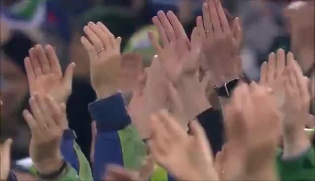 Canberra Raiders Viking Clap GIFs