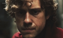 Aaron Tveit, Enjolras, Les Miserables, danas graphics, dat hot revolutionary leader enjolras, idk what this is tbh, i fear oblivion. GIFs