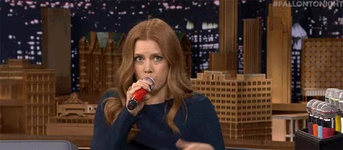 Watch this amy adams GIF on Gfycat. Discover more amy adams, celebs, jimmy fallon GIFs on Gfycat