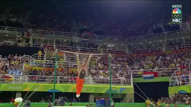 Watch and share Epke Zonderland - Rio 2016 GIFs on Gfycat