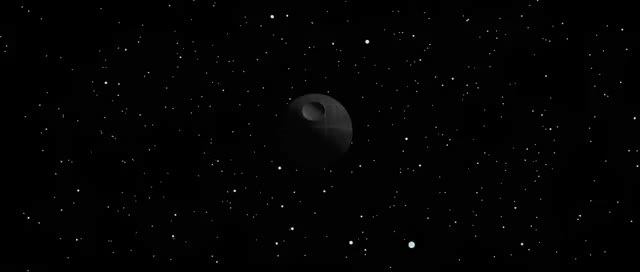 Watch and share Death Star GIFs and Hyperspace GIFs on Gfycat