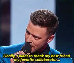 Watch and share Iheartradio Awards GIFs and Justin Timberlake GIFs on Gfycat
