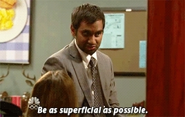 bonus gifs, parks and rec, parks and recreation, parksedit, tom haverford, Panned Panda GIFs