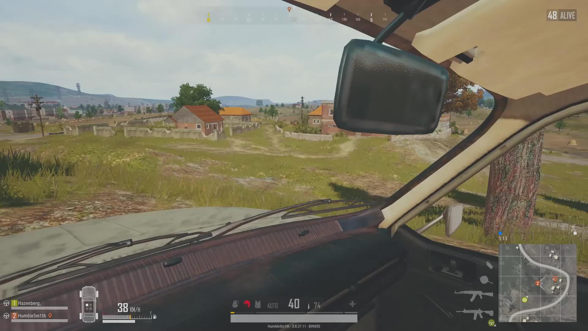 PUBATTLEGROUNDS, pubg, Wall slam, they say. It's save, they say. GIFs
