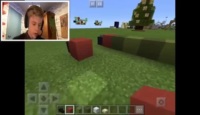 Minecraft : 5 uses for enderdragon heads (duch/vlaams) GIFs